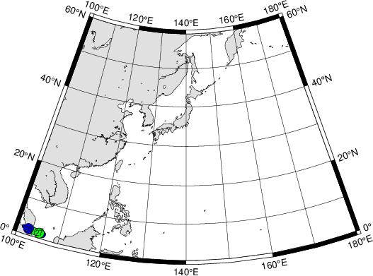 Digital Typhoon: Typhoon 200126 (VAMEI) - General Information ...