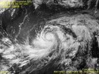 Typhoon Wallpaper Image : Typhoon 200406 (DIANMU) : Entirety of Typhoon DIANMU (0600 UTC)