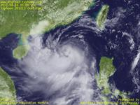 Typhoon Wallpaper Image : Typhoon 201213 (KAI-TAK) : Typhoon KAI-TAK slowly intensifying in South China Sea (03 UTC)
